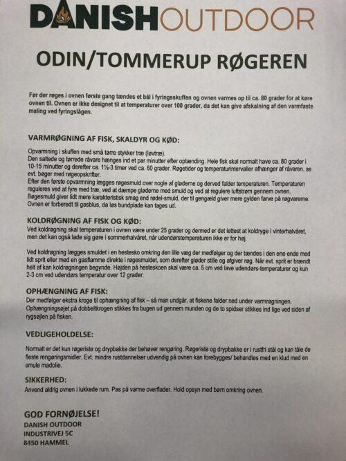 Odin / Tommerup røgeren
