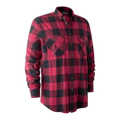 Deerhunter Marvin Flannel Skjorte