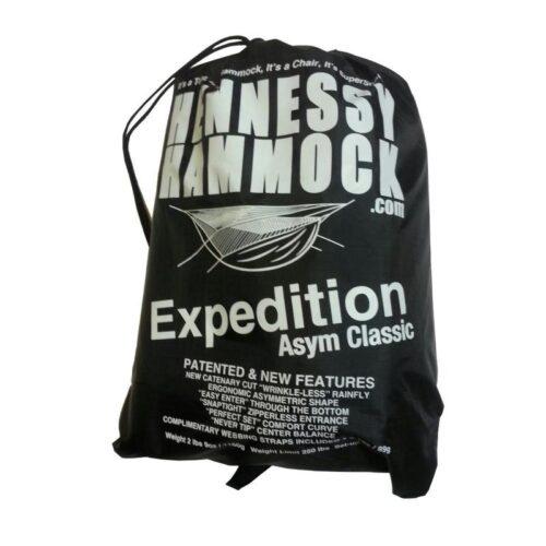 Hennessy Hammock Expedition